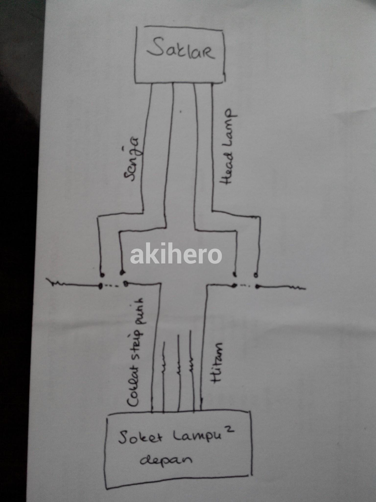 Pasang saklar headlamp new vario 125150 akihero image asfbconference2016 Image collections