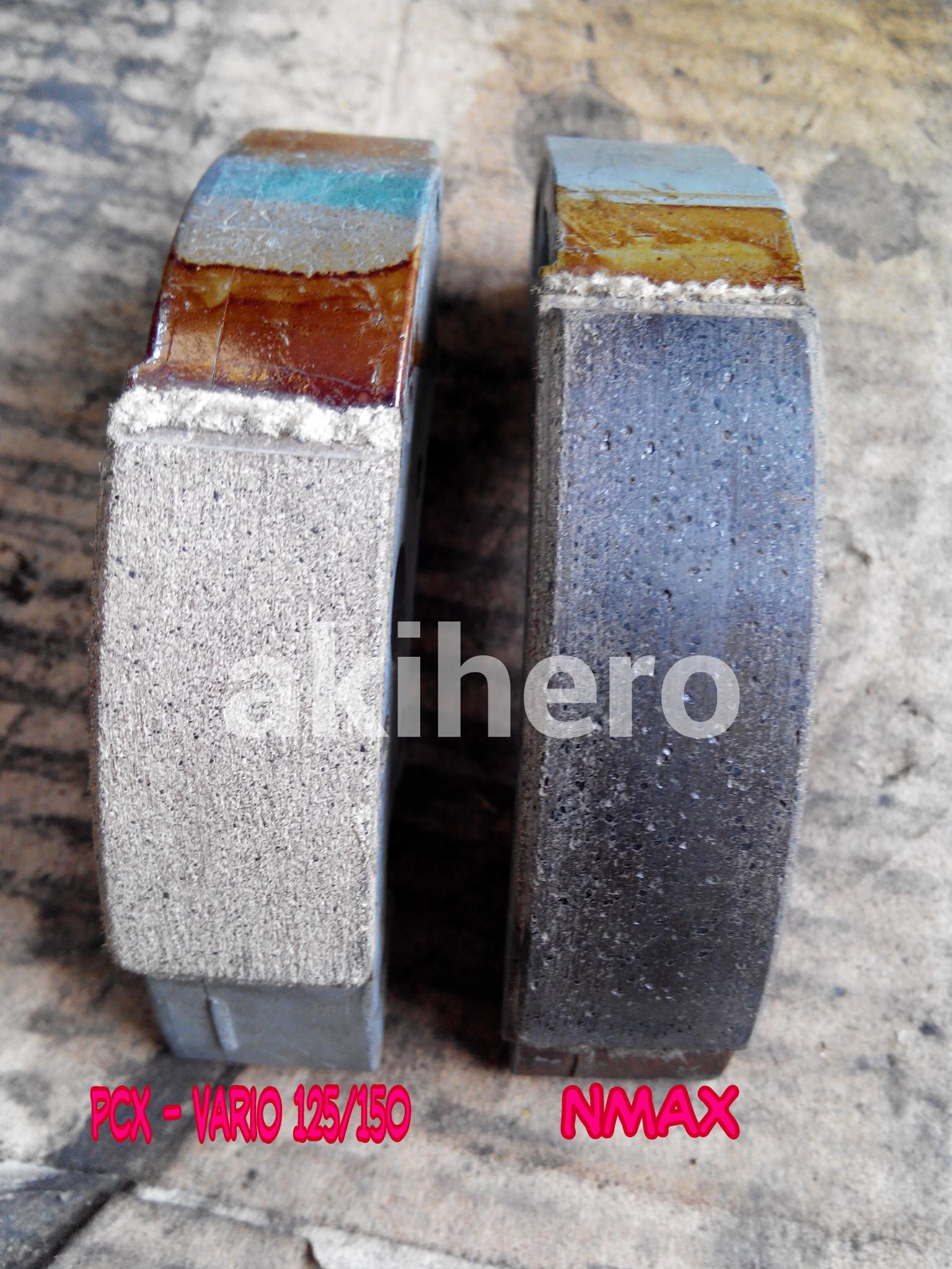 Upgrade Kanvas Kopling Pcx N Vario 125 150 Gredeg No Way Akihero Kampas Ganda Otomatis Beat Image